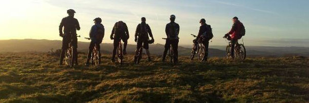Training for new horizons with Gethin MTB