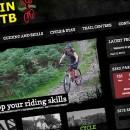 Gethin MTB website launch